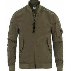 C.P. Company Bomber Jacket Green