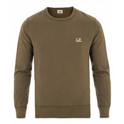 C.P. Company Crewneck Sweatshirt Army Green