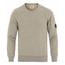 C.P. Company Crewneck Sweatshirt Grey Melange