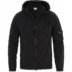 C.P. Company Hooded Jacket Black