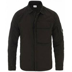 C.P. Company Shirt Jacket Black