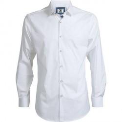 CR7 Cristiano Ronaldo CR7 Skjorte Slim fit Hvid 8600 7200 300