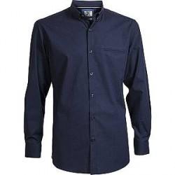 CR7 Cristiano Ronaldo CR7 Skjorte Slim fit Mørkeblå/sort ternet 8600 72 305