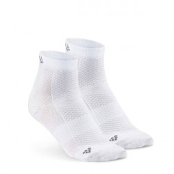 craft 2-pak Cool Mid Sock - White * Kampagne *