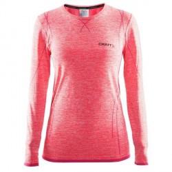 craft Active Comfort RN LS Women - Pink * Kampagne *