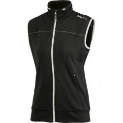 craft Leisure Vest Women - Black * Kampagne *