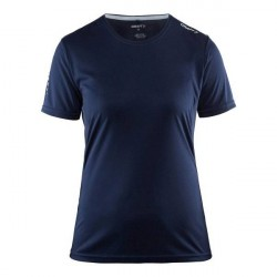 craft Mind SS Tee Women - Navy-2 * Kampagne *