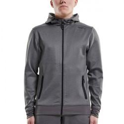 craft Noble Full Zip Hood Men - Darkgrey * Kampagne *