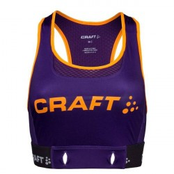 craft Pulse Bra - Lilac * Kampagne *