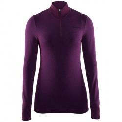 craft Wool Comfort Zip Women - Lilac * Kampagne *