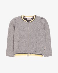 Creamie Bomber sweatshirt