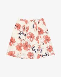 Creamie Flower nederdel