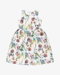 Creamie kjole