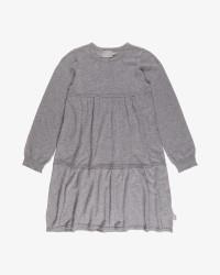 Creamie Knitted Wool kjole