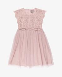 Creamie Lace kjole