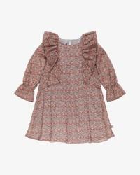 Creamie Multi Colour kjole