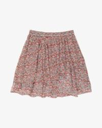 Creamie Multi Colour nederdel
