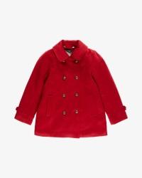 Creamie Wool frakke