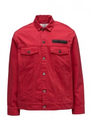 Cred Jacket Od Red