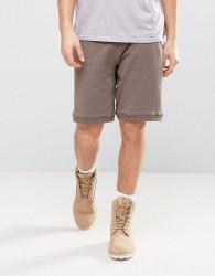 Criminal Damage Baller Shorts - Brown
