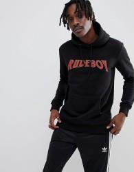Criminal Damage Rudeboy Hoodie - Black