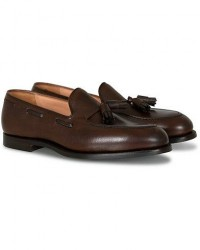 Crockett & Jones Cavendish 2 City Sole Dark Brown Grain men UK7,5 - EU41,5 Brun