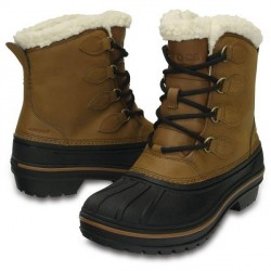 Crocs AllCast II Boot W - Brown * Kampagne *
