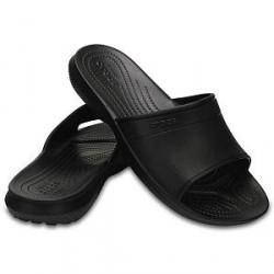 Crocs Classic Slide - Black - US M9 (EU 42-43)