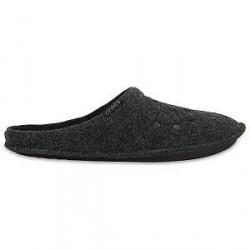 Crocs Classic Slipper - Black - US M11 (EU 45-46)