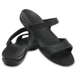 Crocs Cleo V - Black * Kampagne *