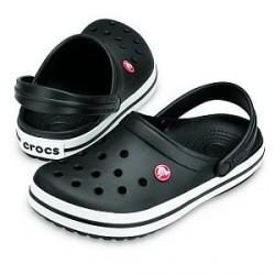 Crocs Crocband Unisex - Black - US W8 (EU 38-39)