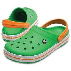 Crocs Crocband Unisex - Green - US M11 (EU 45-46)