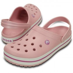 Crocs Crocband Unisex - Pink/White * Kampagne *