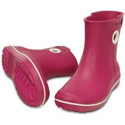 Crocs Jaunt Shorty Boot W - Berry - US W6 (EU 36-37)