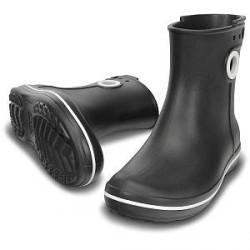 Crocs Jaunt Shorty Boot W - Black - US W6 (EU 36-37)