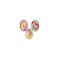 Crocs Jibbitz Dream Big Disney Princess 3 pack * Gratis Fragt * * Kampagne *