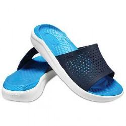Crocs LiteRide Slide - Blue * Kampagne *