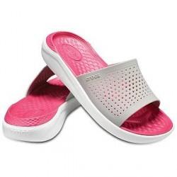 Crocs LiteRide Slide - Pink * Kampagne *