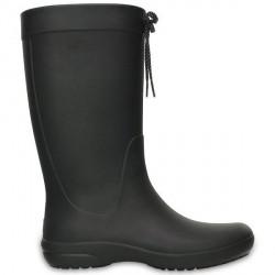 Crocs Women Freesail Rain Boot - Black * Kampagne *
