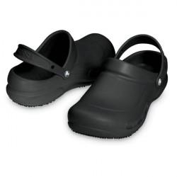Crocs Work Bistro Unisex - Black * Kampagne *