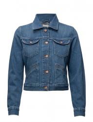 Cropped Jacket Retro Vibes