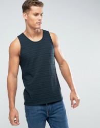 D-Struct Jacquard Vest - Black
