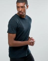 D-Struct Jaquard T-Shirt - Black