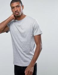 D-Struct Jaquard T-Shirt - Grey