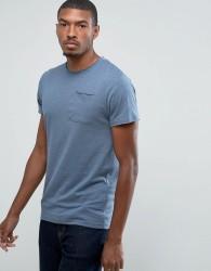 D-Struct Pocket T-Shirt - Navy