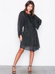 Dagmar Adina Loose fit dresses Black