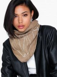 Dagmar Grid scarf small Tørklæder