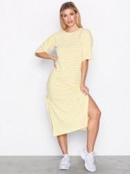 Dagmar Jadira Dress Loose fit dresses Offwhite