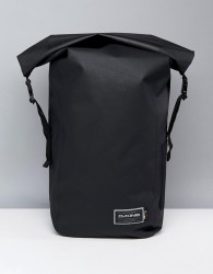 Dakine Cyclone Roll Top Backpack in Waterproof Cordura 32L - Black