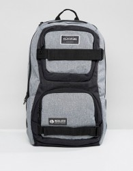 Dakine Duel Backpack with Skateboard Straps 26L - Grey